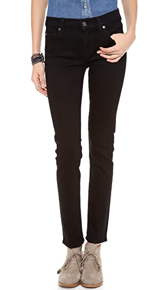 7 For All Mankind The Slim Cigarette Jeans