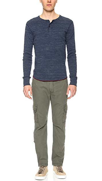 7 For All Mankind Weekend Cargo Pants