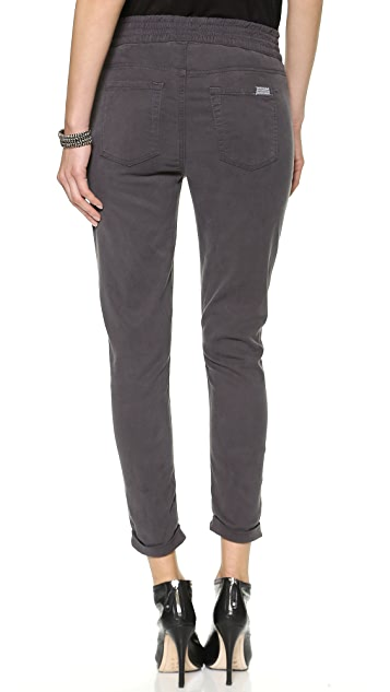 7 For All Mankind Soft Pants with Cuffed Hem