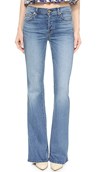 7 for all mankind high waisted vintage flare jeans shopbop