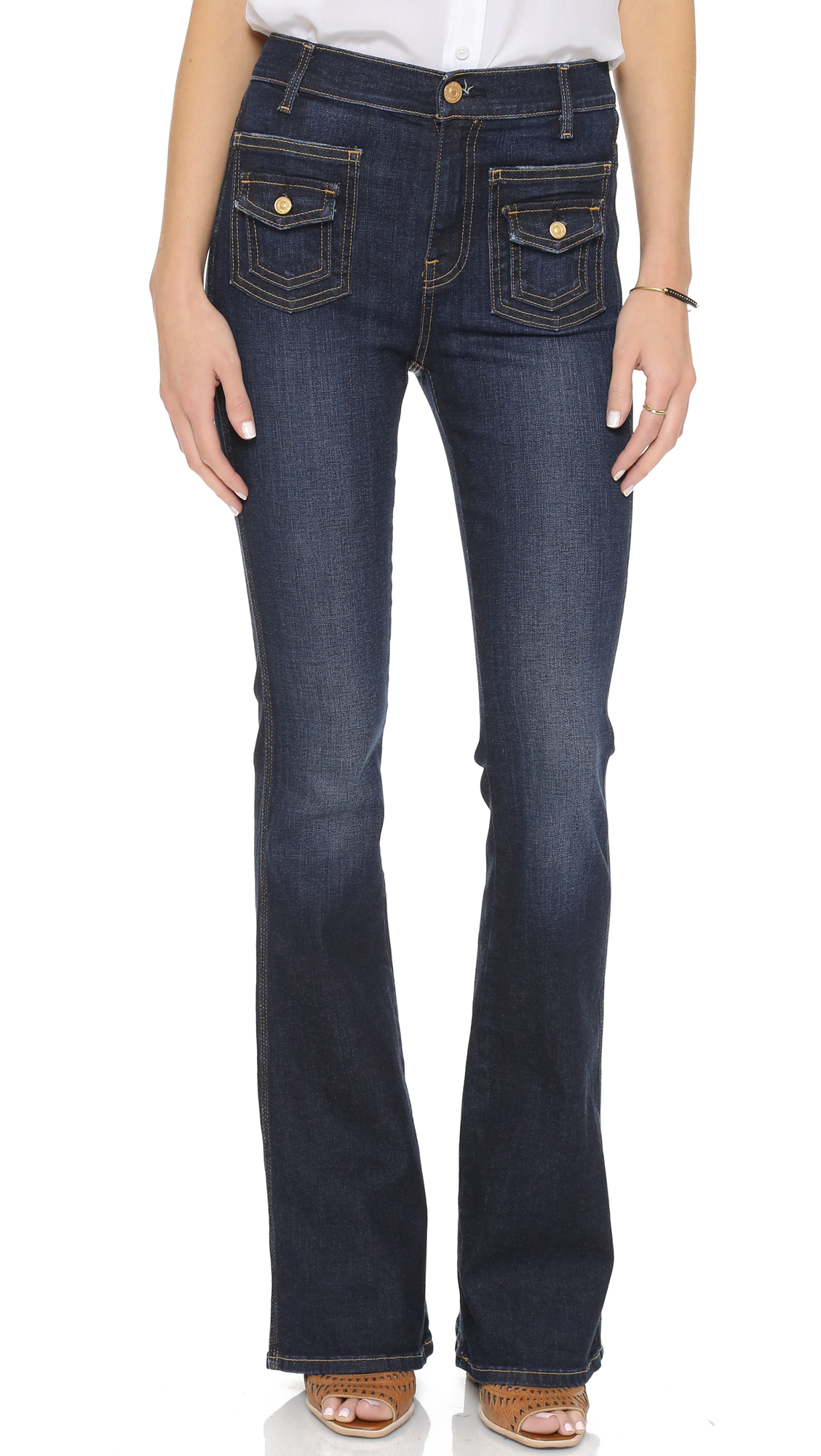 7 For All Mankind Vintage Trouser Jeans | 15% off first app ...
