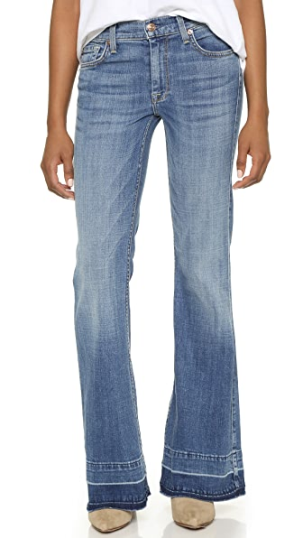 7 For All Mankind Ginger Petite Jeans