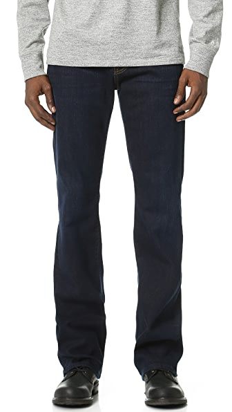 Brett Boot Cut Luxe Performance Jeans