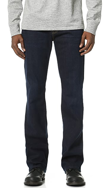 7 For All Mankind Brett Boot Cut Luxe Performance Jeans