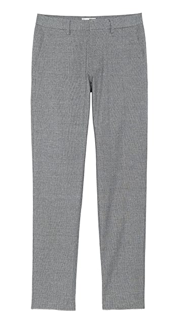 Shades of Grey by Micah Cohen Slim Fit Suit Pants
