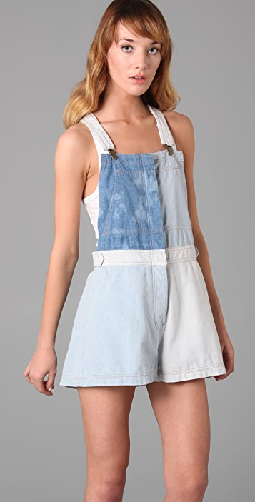 Shakuhachi Patch Overalls