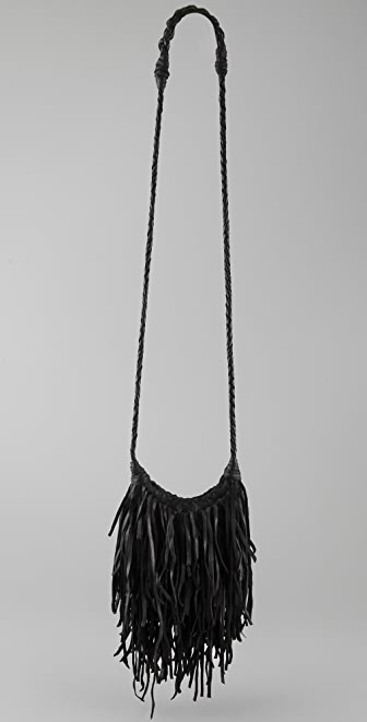 En Shallah Ultra Mini Moon Fringe