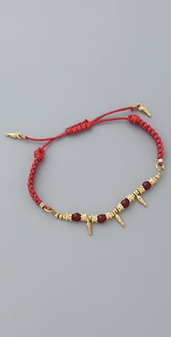 Shashi Indian Bead Bracelet