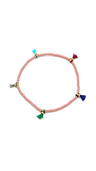 Shashi Lilu Seed Bracelet