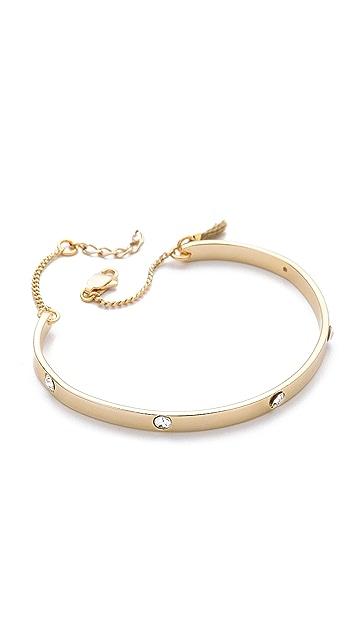 Shashi Crystal Bangle Bracelet