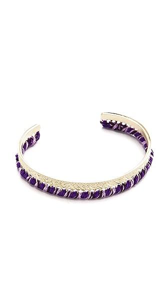 Shashi Aztec Cuff Bracelet