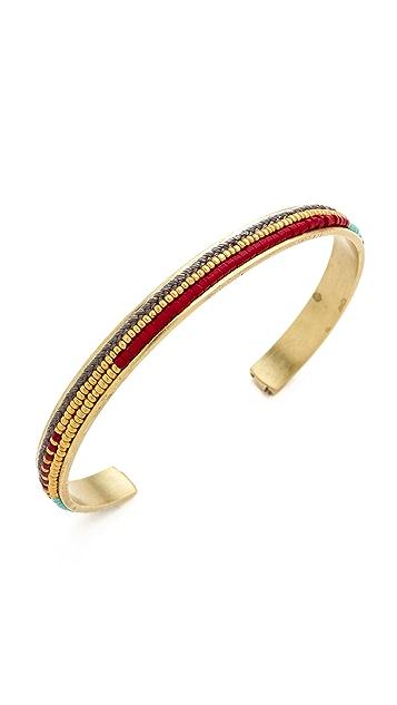 Shashi Carlita Cuff Bracelet