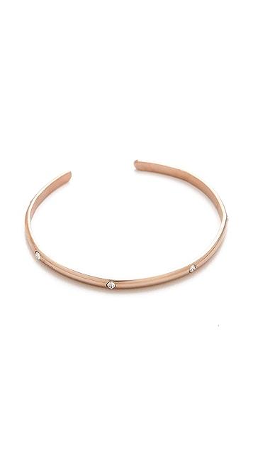 Shashi Theodora Cuff Bracelet
