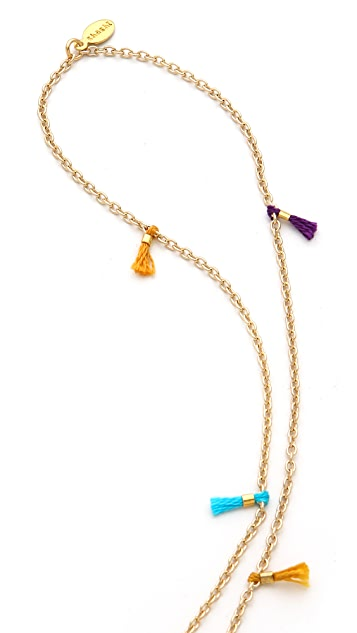 Shashi Lilu Chain Necklace