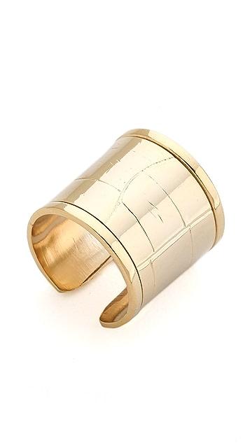 Shashi Crocodile Ring