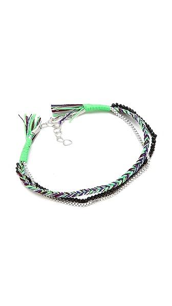 Shashi Maya Gemstone Beaded Bracelet