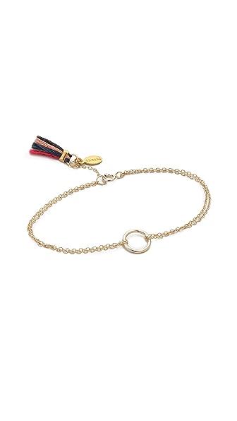 Shashi Circle Bracelet