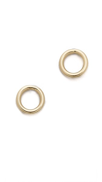 Shashi Circle Earrings