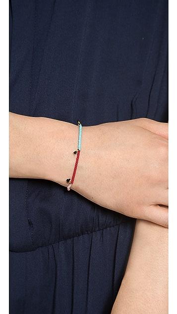 Shashi Lilu Colorblock Bracelet