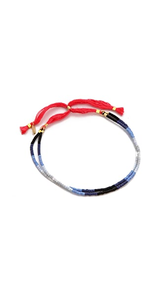 Shashi Ombre Carlita Bracelet