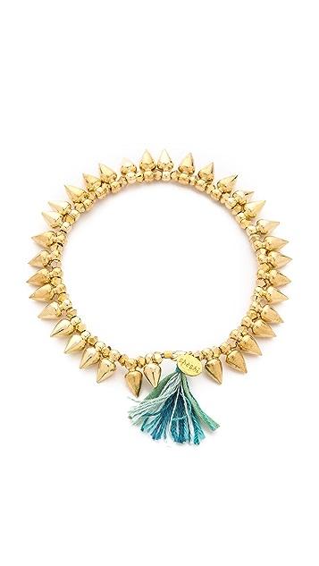 Shashi Angela Stretch Bracelet