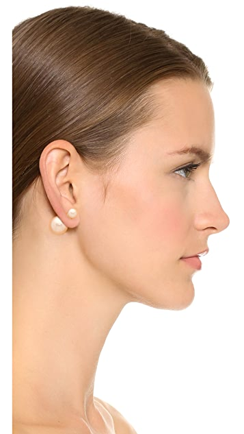 Shashi Double Earrings