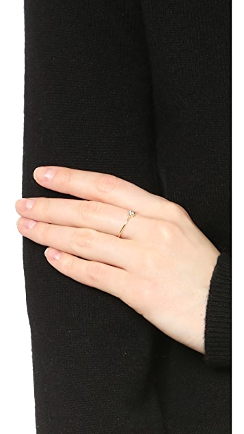 Shashi Solitaire Ring