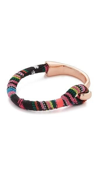 Shashi Peyton Cuff Bracelet
