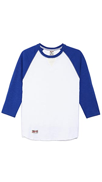 S&H Athletics Griffey Baseball Tee
