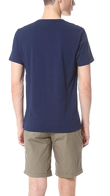 S&H Athletics Johnson Hoop T-Shirt