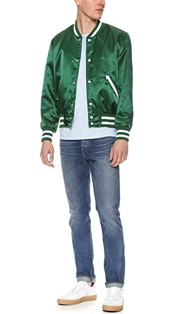 S&H Athletics Bird Baseball Jacket