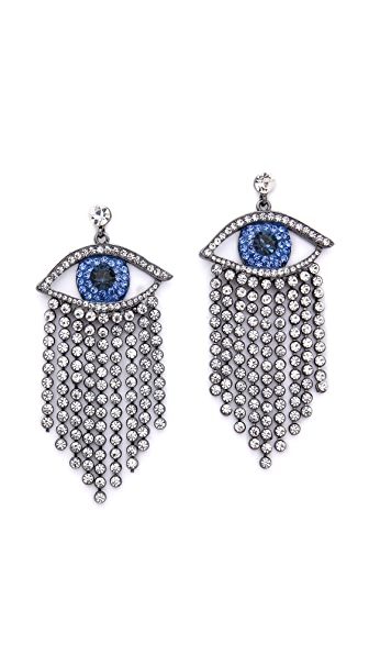 Shay Crying Eye Earrings