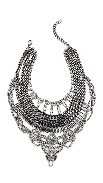 Shay Crystal Statement Necklace