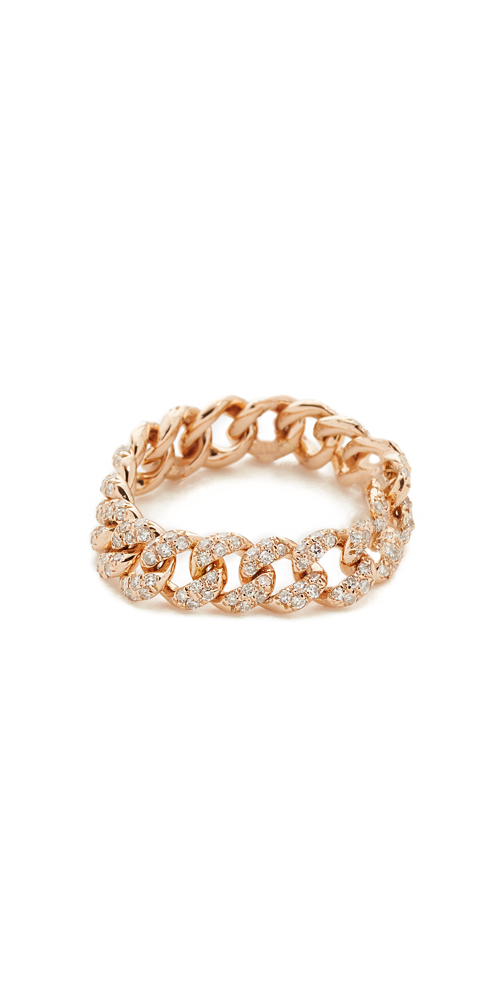 14k Gold Essential Link Ring Shay