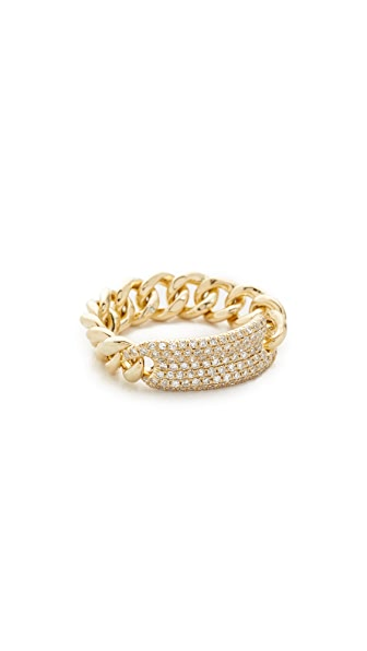 Shay Essential ID Link Ring - Gold