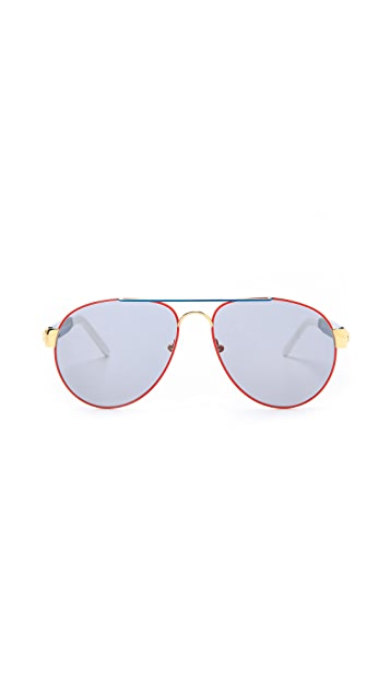 Sheriff&Cherry G1 Avio Sunglasses