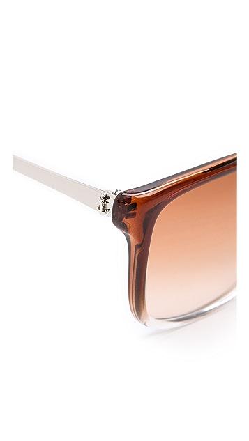 Sheriff&Cherry G12 Lux Retro Sunglasses