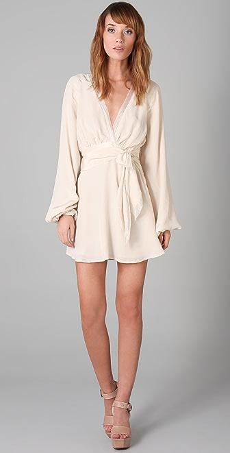 Sheri Bodell Villa Mini Dress
