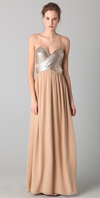 Sheri Bodell Goddess Maxi Dress