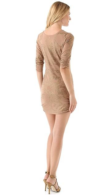 Sheri Bodell Chantilly Mini Dress