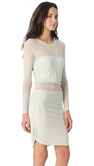 Sheri Bodell Crystal Illusion Dress