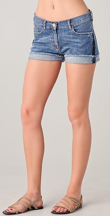 Shine California Denim Shorts