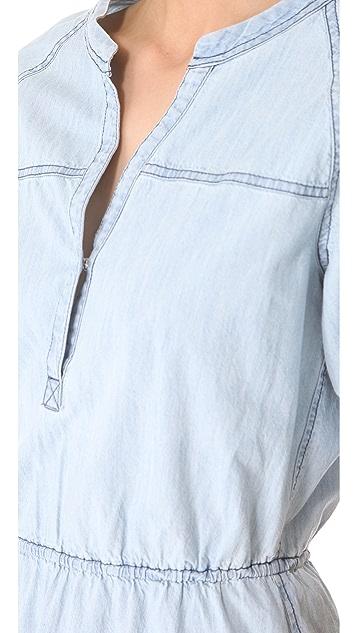 Shine Clapton Denim Tunic Dress