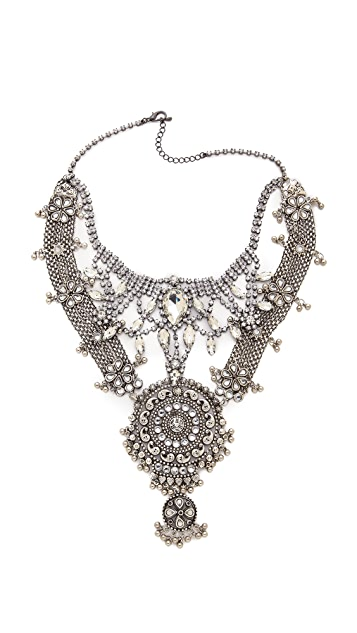 Shlimp and Ulrich London Necklace