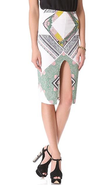 Shona Joy We Surrender Pencil Skirt