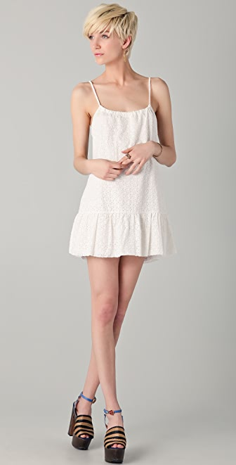 6 Shore Road by Pooja Sag Harbor Mini Dress