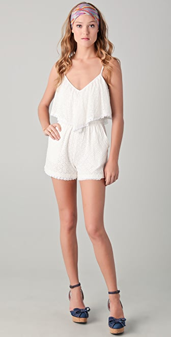 6 Shore Road by Pooja Picnic Romper