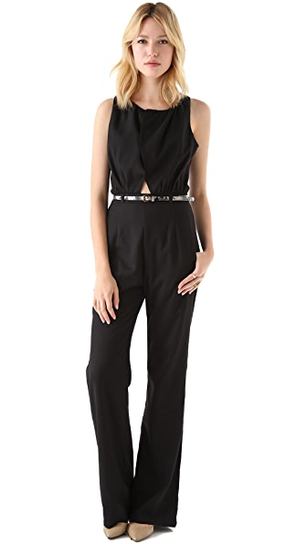6 Shore Road by Pooja Taurus Cutout Jumpsuit