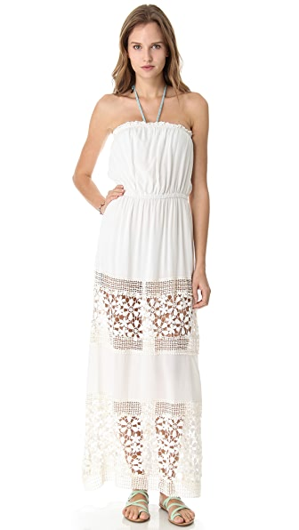 6 Shore Road by Pooja Charlotte's Cover Up Maxi Dress