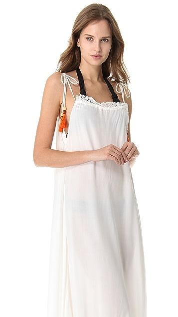 6 Shore Road Monsoon Cover Up Maxi Dress